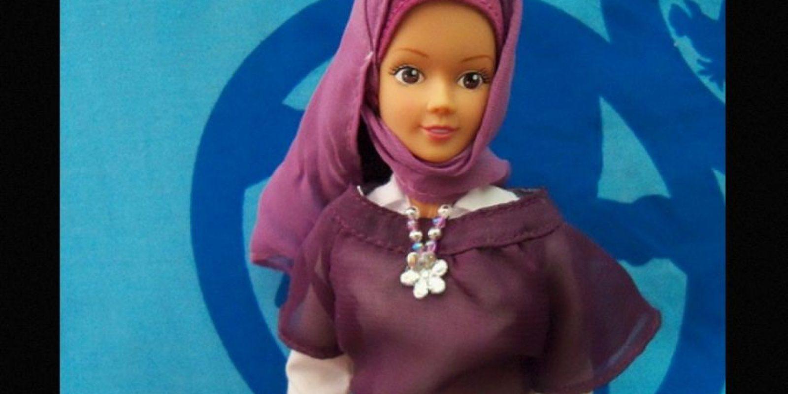 Fulla no tiene novio, ya que los musulmanes no creen en las relaciones fuera del matrimonio. Foto:Fulla