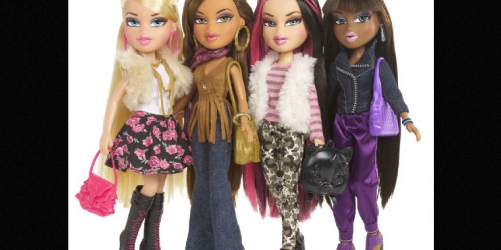 Han tenido varias colecciones a través del tiempo. Son las que más han tenido éxito frente a Barbie Foto:MGAE
