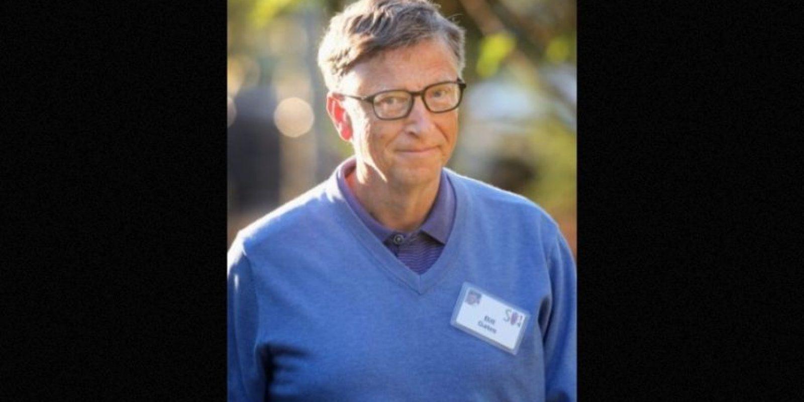 A Bill Gates le gusta vacacionar con su familia a bordo de este yate. Foto:Getty Images