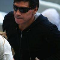 2- Diego Armando Maradona, exfutbolista y Campeón del Mundo con Argentina en 1986. Foto:Getty Images