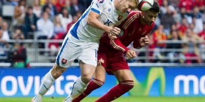 Apenas el sábado fue silbado por la afición española en el triunfo ante Eslovaquia. Foto:Getty Images
