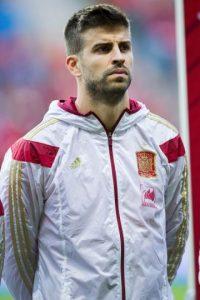 Gerard Piqué fue captado en estado de ebriedad en España. Foto:Getty Images
