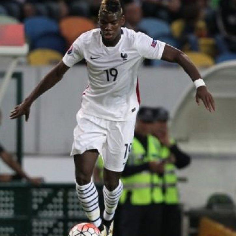 Paul Pogba (Juventus). Foto:Getty Images