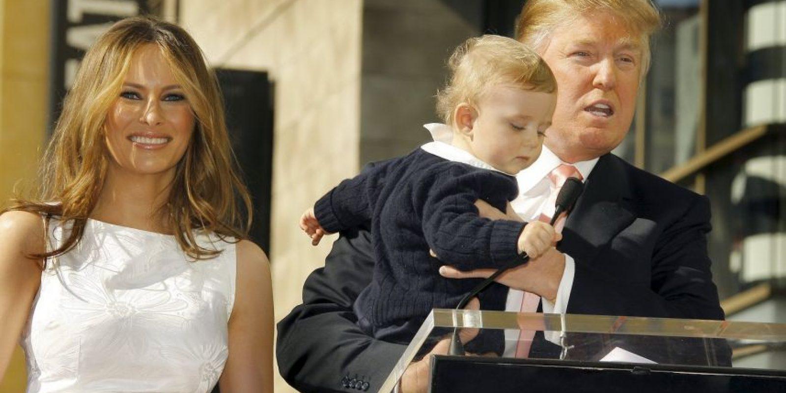En una entrevista en Bloomberg tampoco dio una versión específica de si estaba a favor o en contra del aborto:. Foto:Getty Images