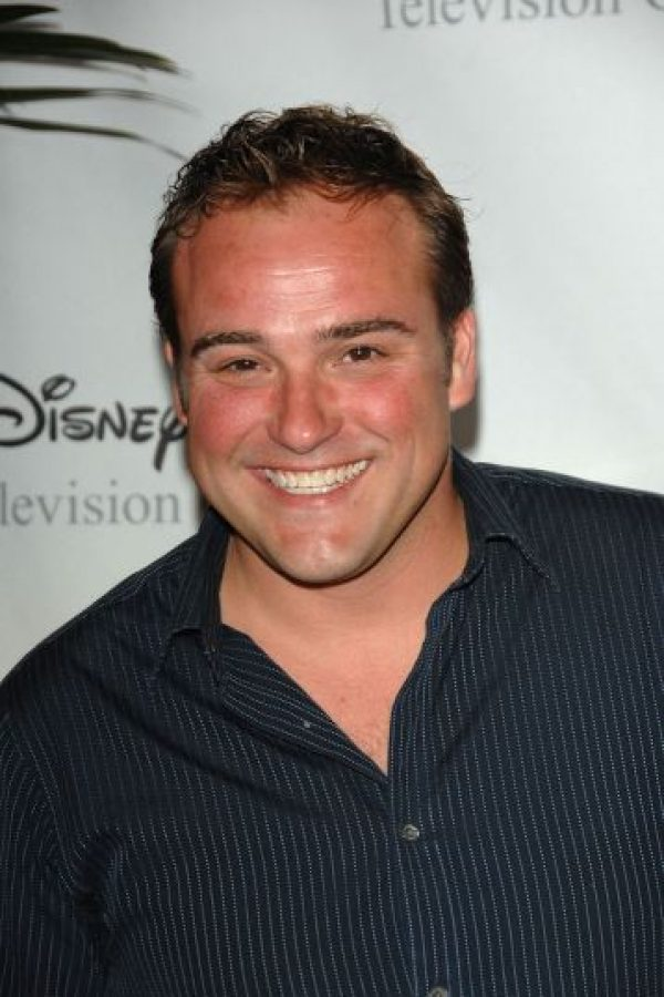 "David DeLuise – ""Jerry"" era el patriarca de la familia. Foto: Getty Images"