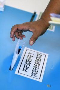 Este proceso electoral se dio en medio del escándalo Foto:AFP