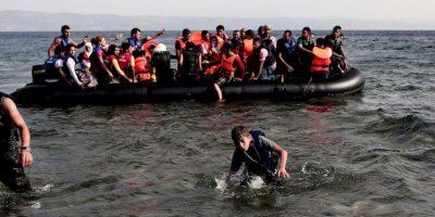 Y España recibirá a 14 mil 931 refugiados. Foto:AFP