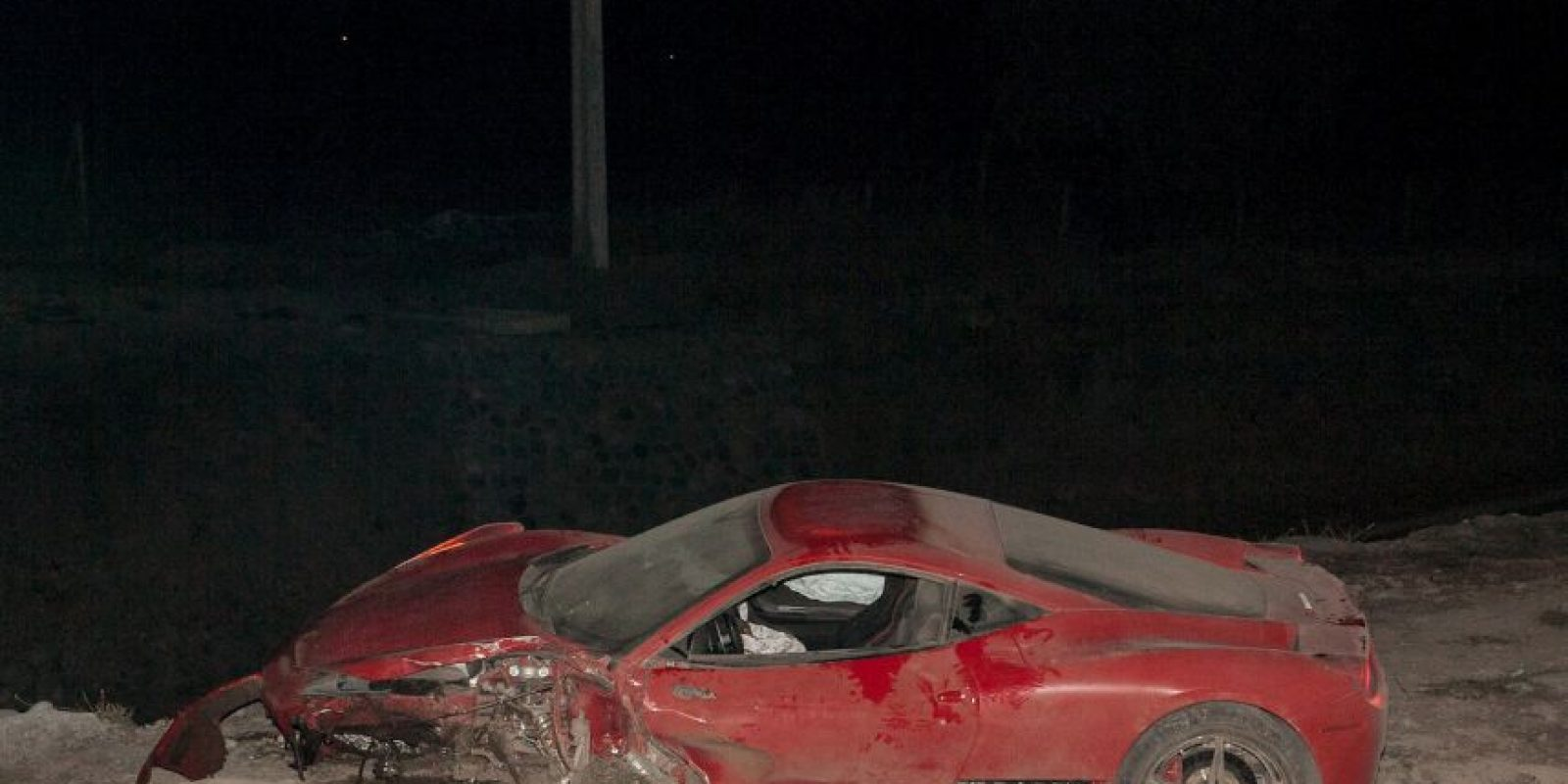 """Arturo Vidal protagonizó el escándalo de la Copa América 2015. El volante chileno chocó su automóvil mientras volvía a la concentración de """"la Roja"""", tras una noche de copas y juegos en un casino. Foto:AFP"""