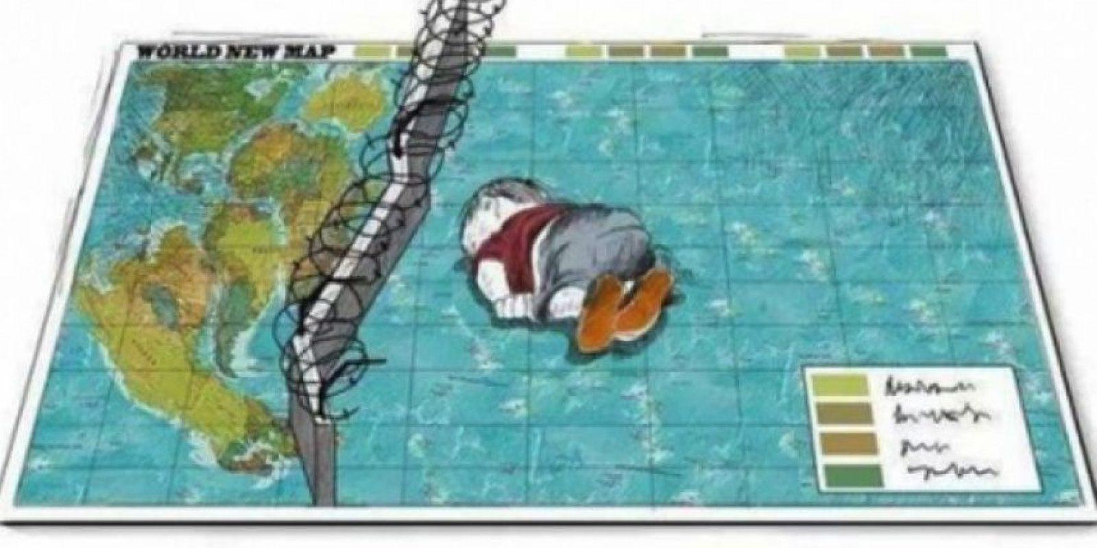 Foto:Foto: Facebook.com/CaricatureRafat