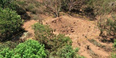 """""""Creemos que la explosión corresponde a una tonelada de TNT, una tonelada de dinamita"""", comentó Bill Cooke, jefe de la Oficina Ambiental de Meteoritos de la NASA a El Nuevo Diario. Foto:AFP"""