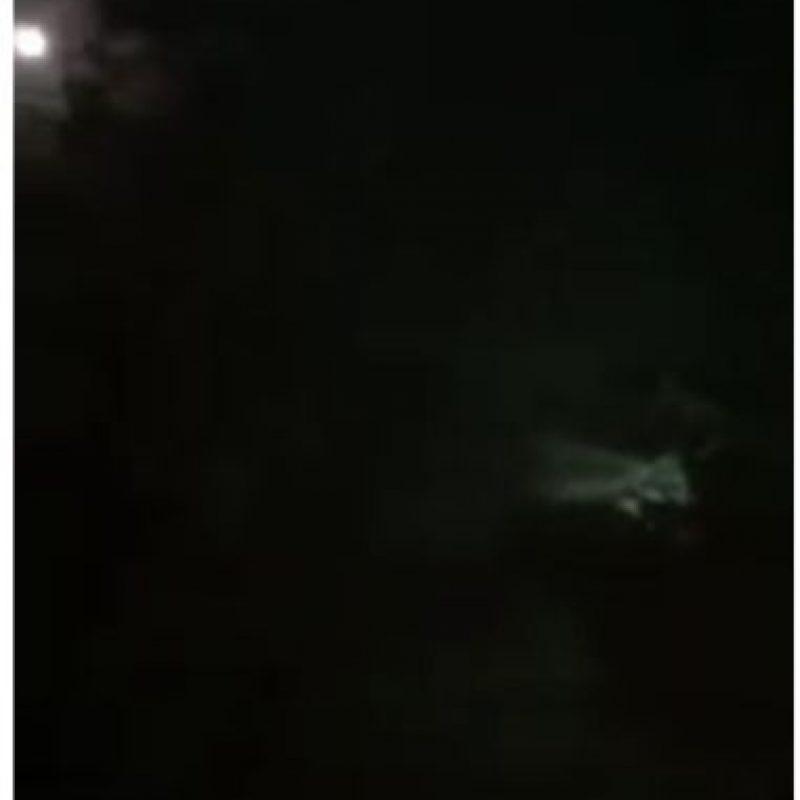 """El astrónomo Jorge Coghlan, integrante del Centro de Observadores del Espacio (CODE), comentó a una estación de radio local que se trataba de """"basura espacial"""". Foto:YouTube.com – Archivo"""