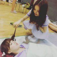 El K-pop es su género musical Foto:Facebook/ G-Friend