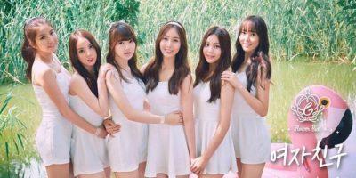 """Gfriend"" es un grupo musical coreano Foto:Facebook/ G-Friend"