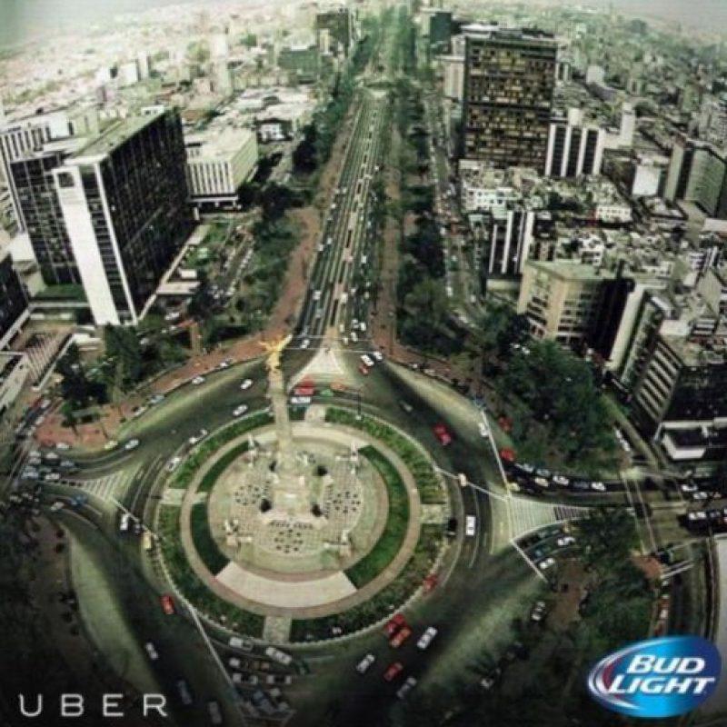 Pases gratis para la UFC y viaje por la Ciudad de México. Foto:Uber