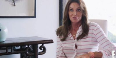 Caitlyn ha revisado los documentos Foto: E! News