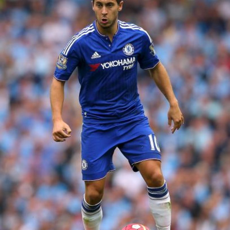 6. Eden Hazard (+ 25 millones de euros) Foto: Getty Images