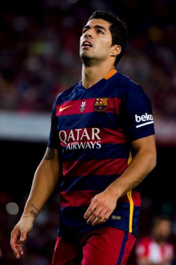 2. Luis Suárez (+ 28 millones de euros) Foto:Getty Images