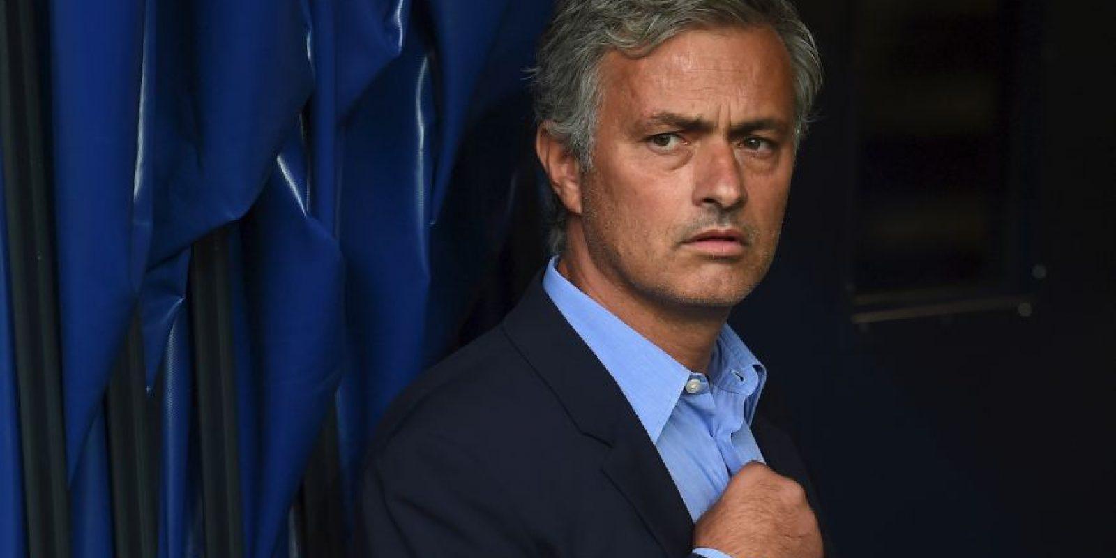 2. José Mourinho Foto:Getty Images
