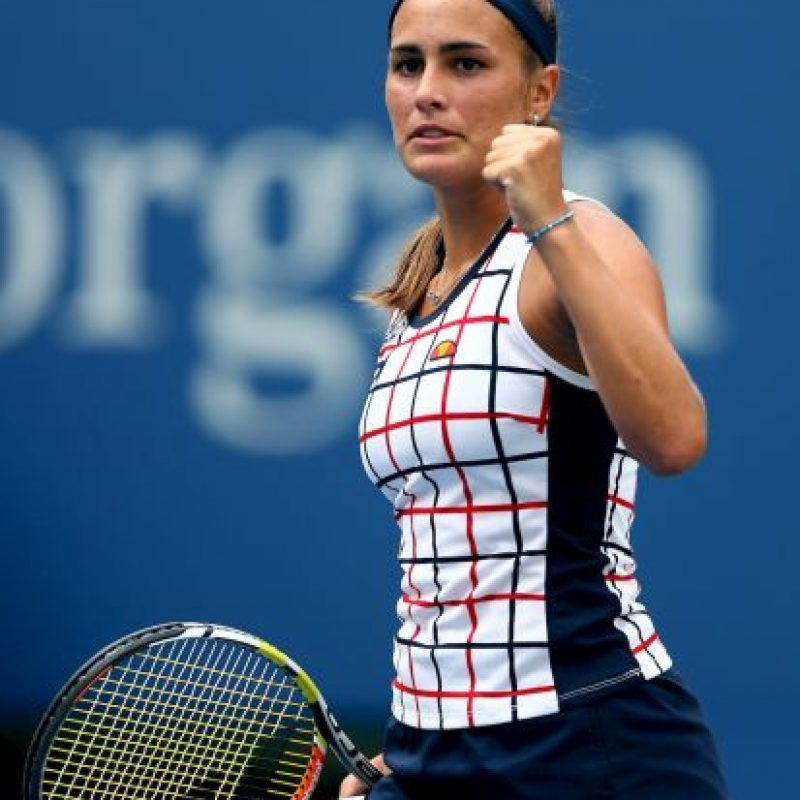5. Mónica Puig (85) Foto: Getty Images