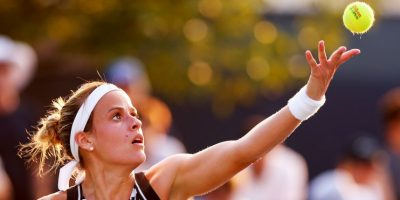 1. Nicole Gibbs (117 en el ranking WTA) Foto: Getty Images