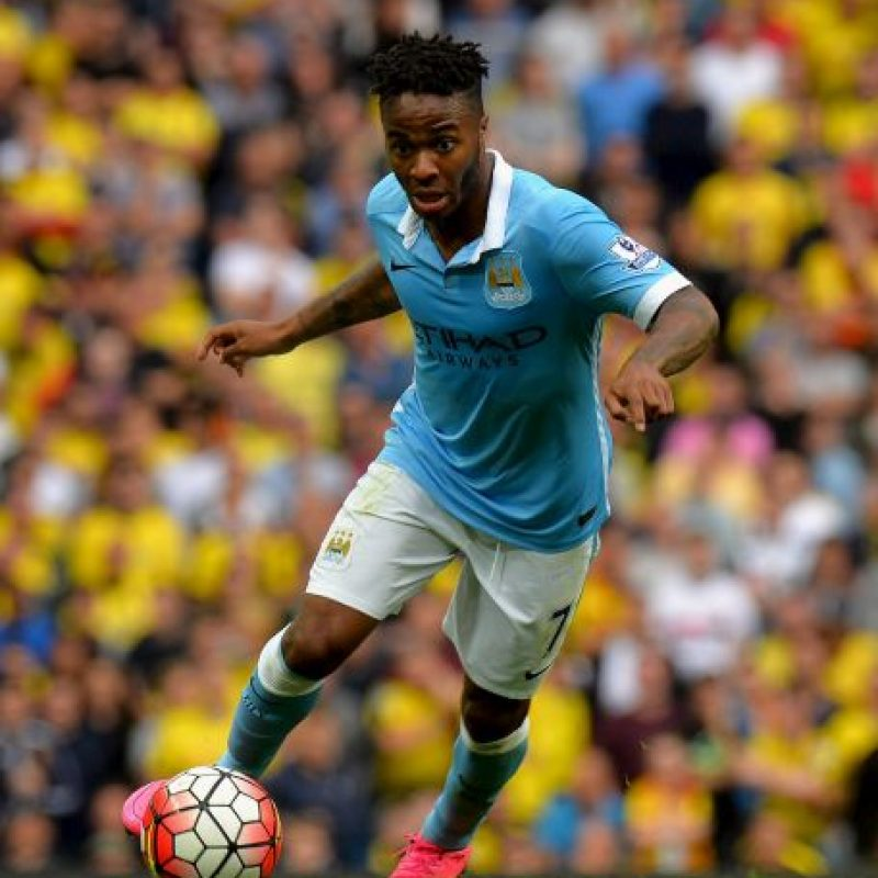4. Raheem Sterling (+ 27 millones de euros) Foto: Getty Images