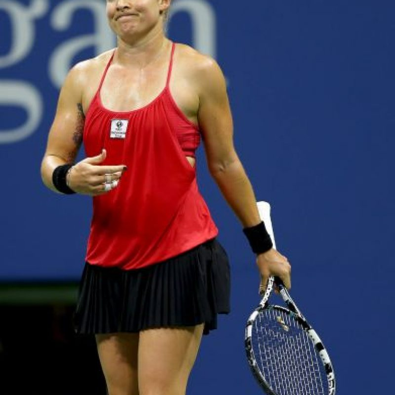 10. Bethanie Mattek-Sands (101) Foto: Getty Images