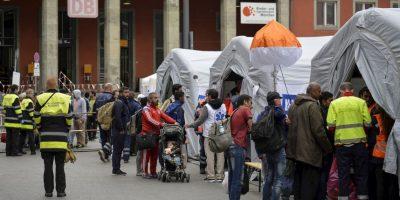 3. La Comisión Europea debería movilizar a las agencias europeas de asilo, inmigración y protección civil, así como otros mecanismos para ese propósito, incluyendo los recursos de los Estados miembros y con el apoyo de ACNUR, la OIM (Organización Internacional para las Migraciones) y la sociedad civil. Foto:Getty Images