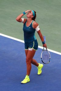 13. Victoria Azarenka (20) Foto: Getty Images