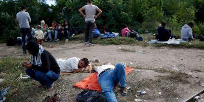 Dicho país recibirá a 31 mil 443 refugiados. Foto:Getty Images