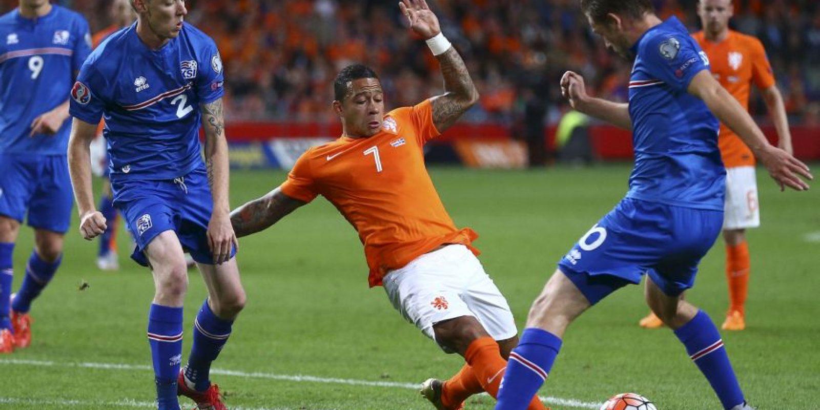 Son el lugar número 23 de la FIFA Foto:AP
