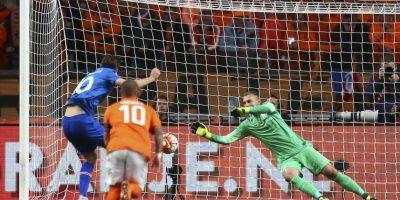 En abril de 2012 fueron el equipo 132, según la FIFA Foto:AP