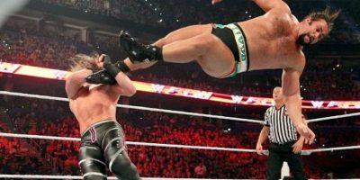 8. Rusev Foto:WWE