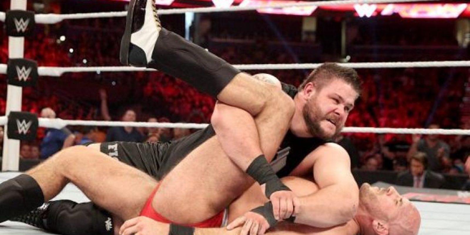 10. Kevin Owens Foto:WWE