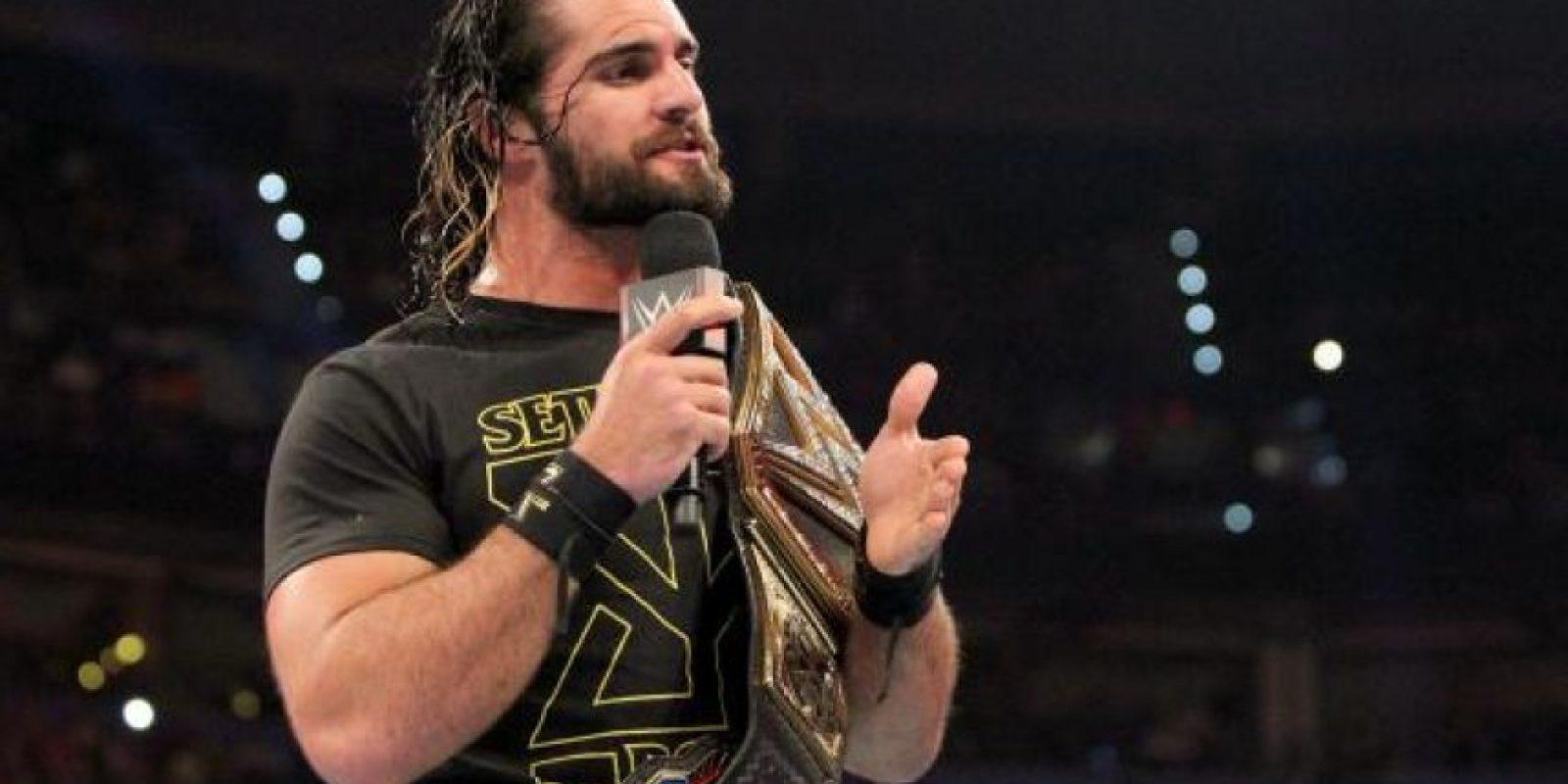 Posee dos títulos de la WWE Foto:WWE
