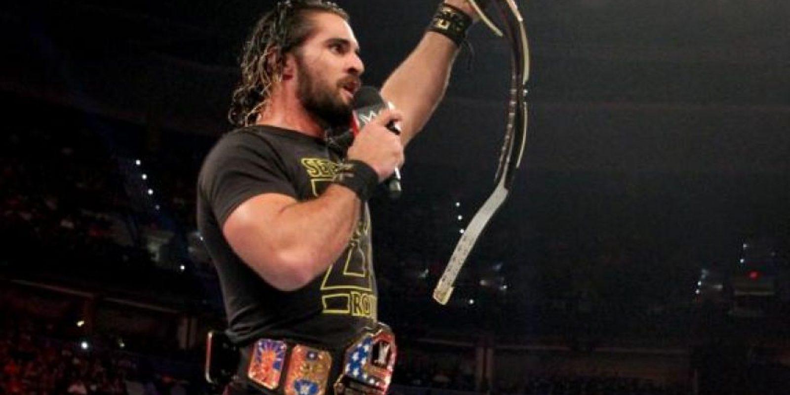 1. Seth Rollins Foto:WWE