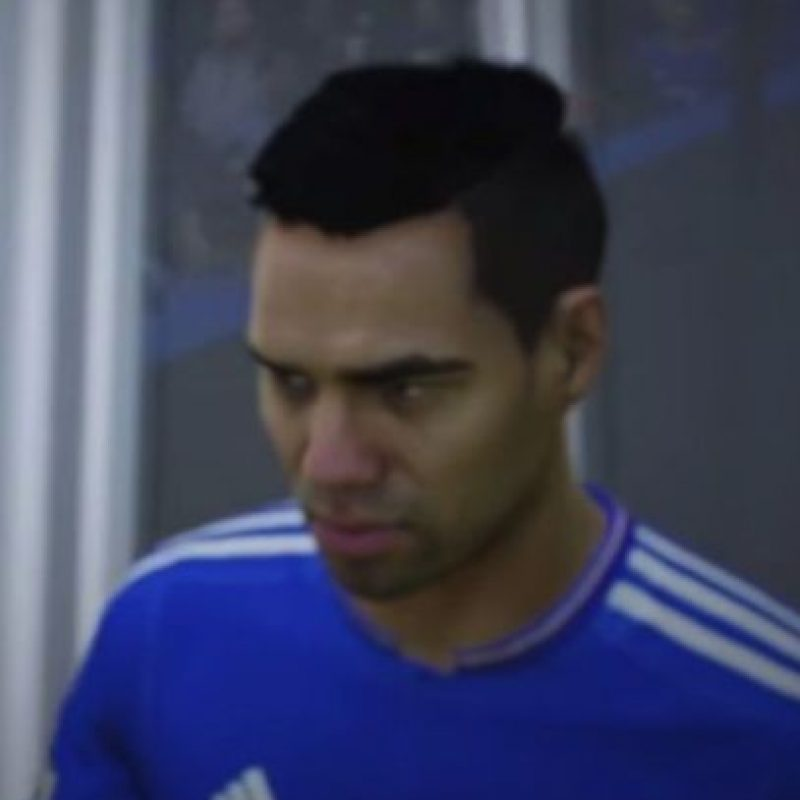 Radamel Falcao Foto: EA Sports