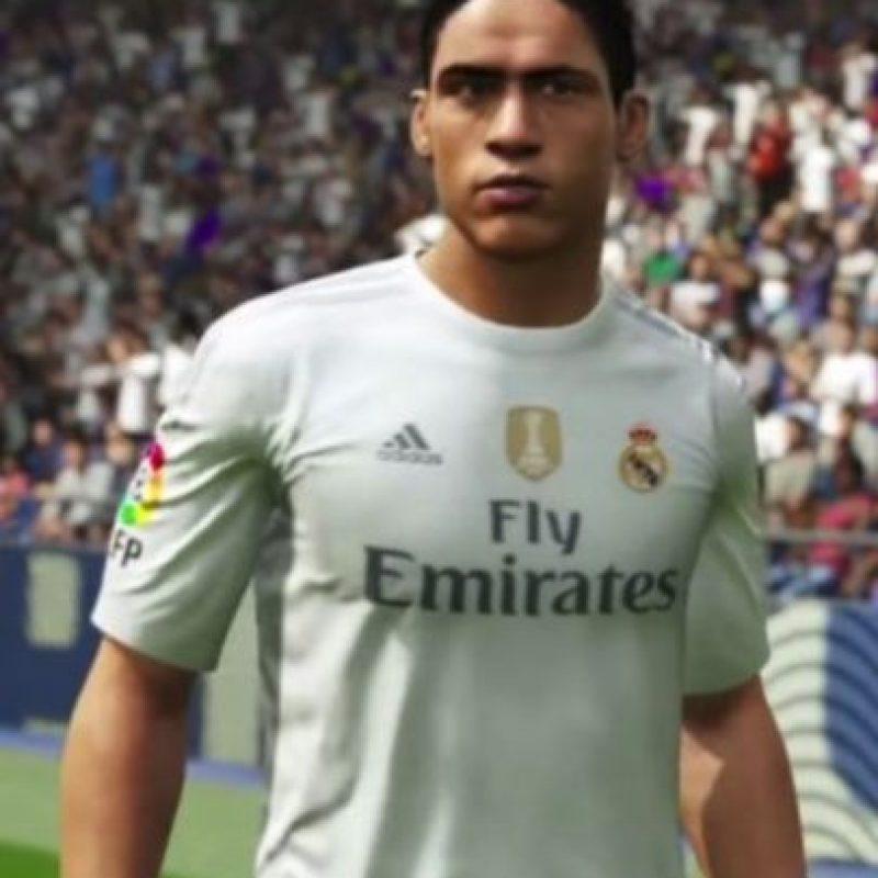 Raphaël Varane. Foto:EA Sports