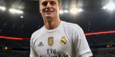 El alemán juega en el Real Madrid de España Foto:Getty Images