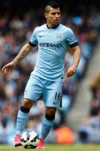El argentino juega en el Manchester City de Inglaterra Foto:Getty Images