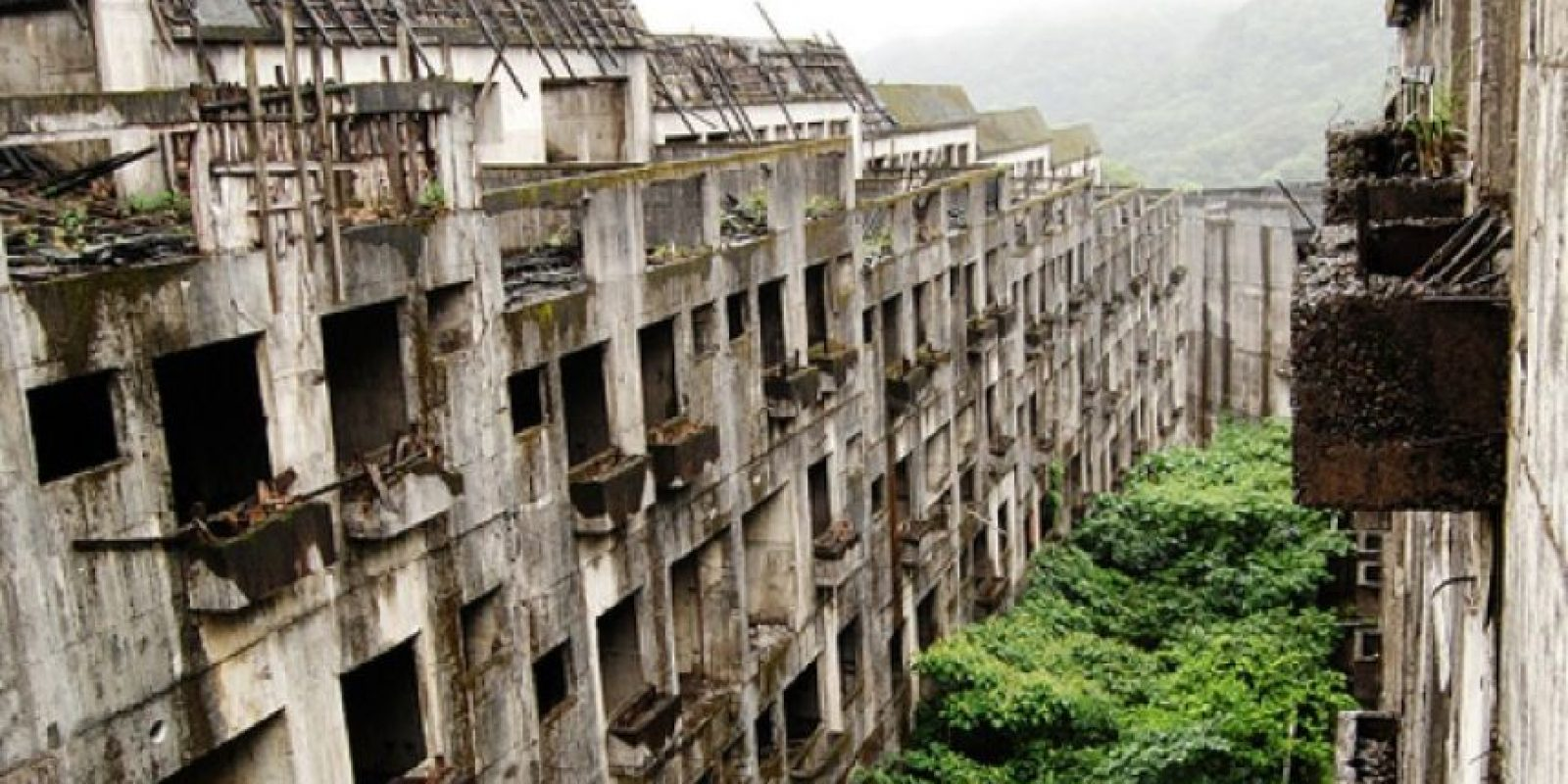 4. Pueblo abandonado de Keelung, Taiwán Foto:Wikimedia
