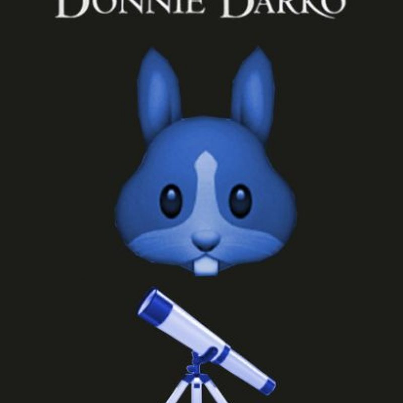Donnie Darko (2001) Foto: vía emojifilms.tumblr.com