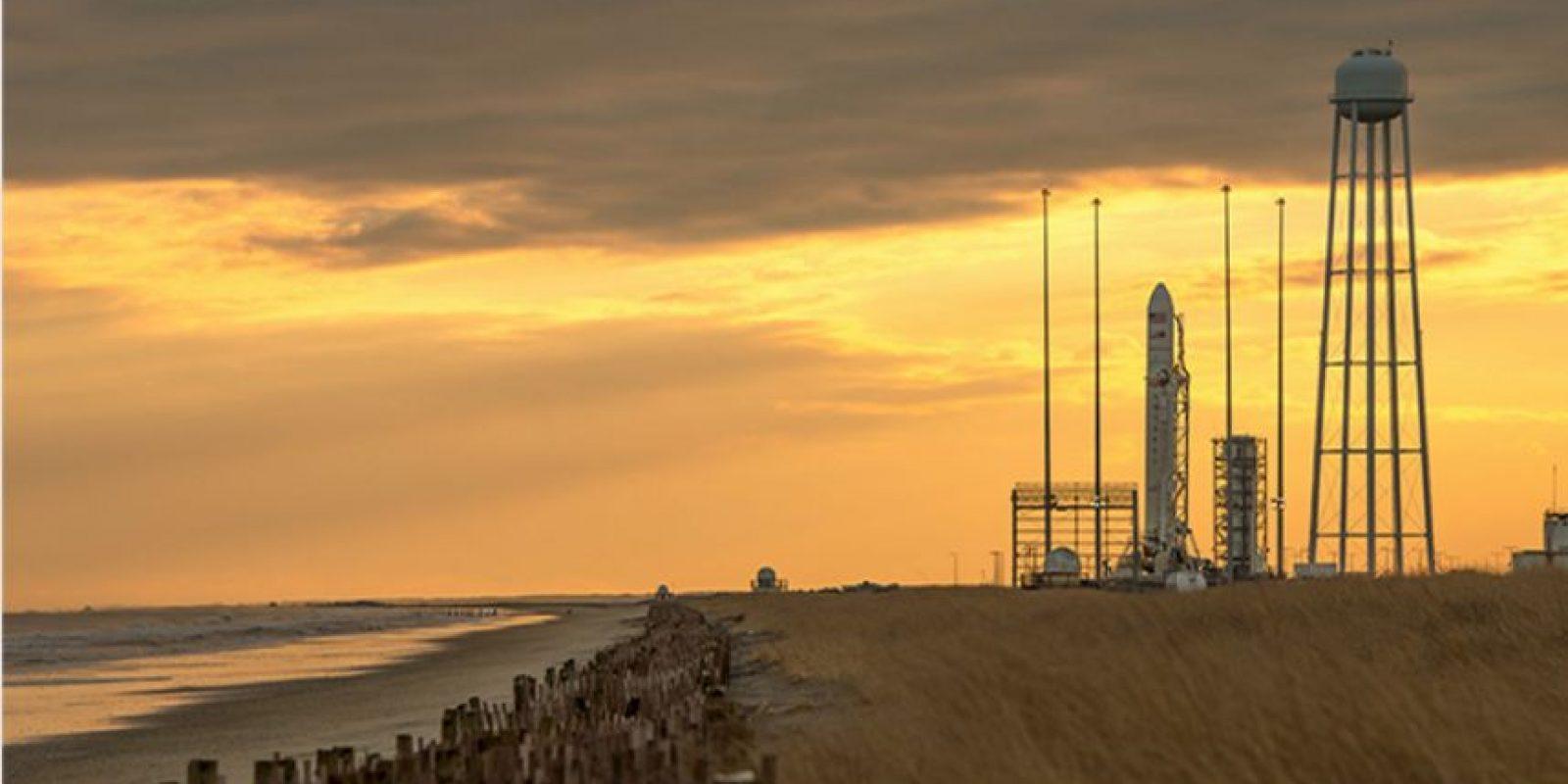 La NASA construyó tantas instalaciones cerca de la costa para evitar peligro a la gente de las fallas que se puedan presentar. Foto:Vía nasa.gov