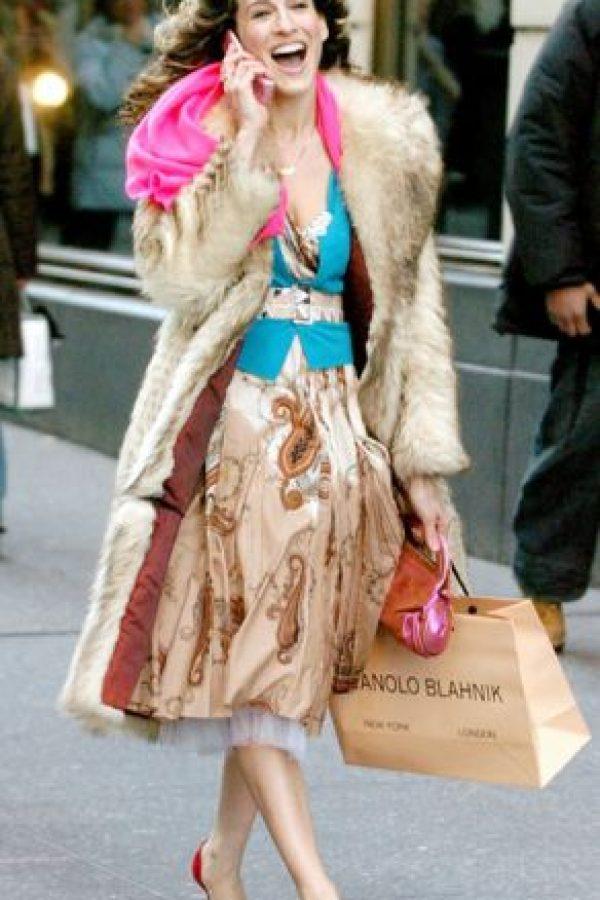 Asimismo, un 47.4% reveló que se excitaba por el hecho de ir a comprar. Foto:vía HBO