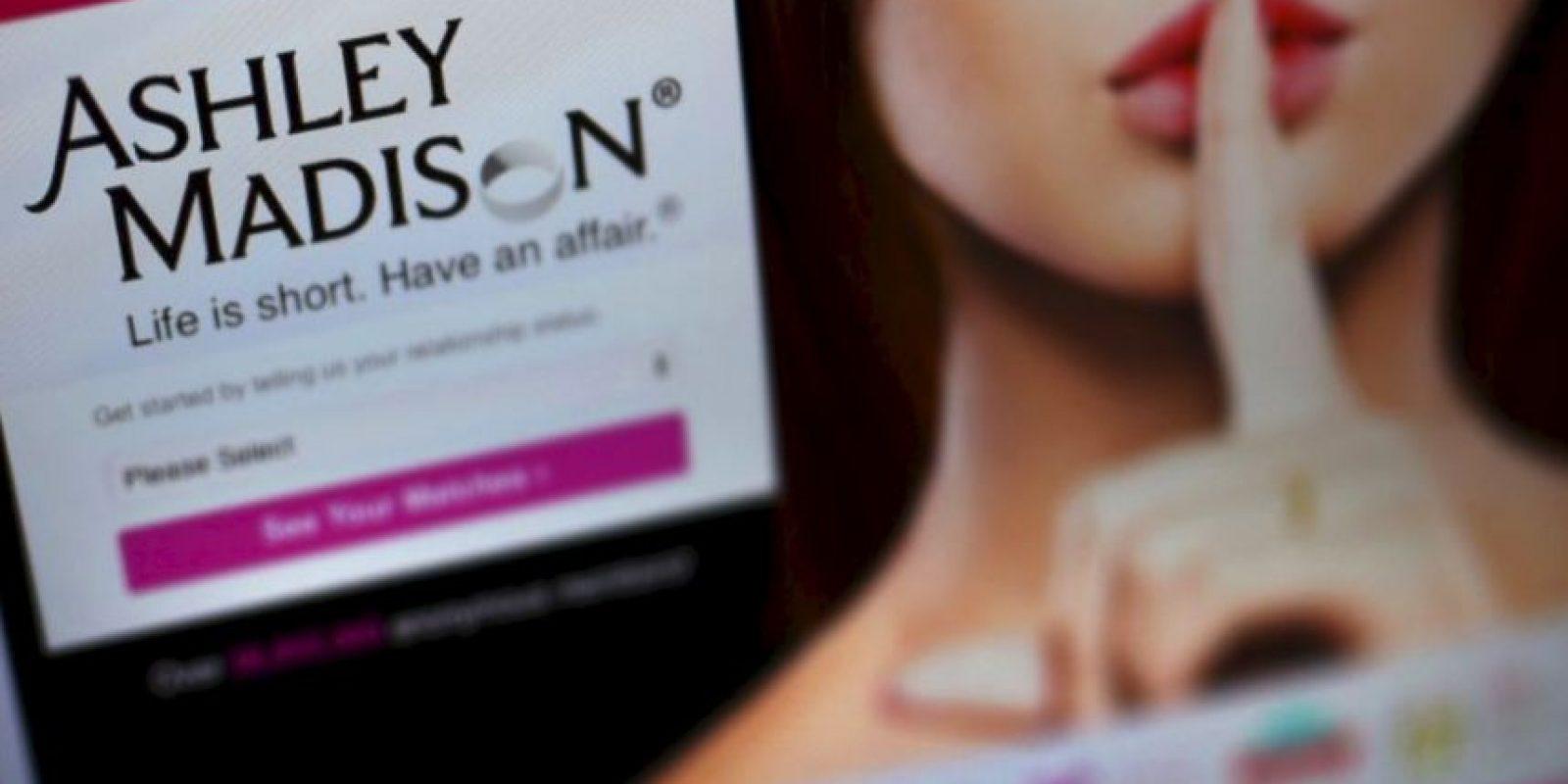 """""""Ashley Madison"""" asegura que no cerrará Foto:Getty Images"""