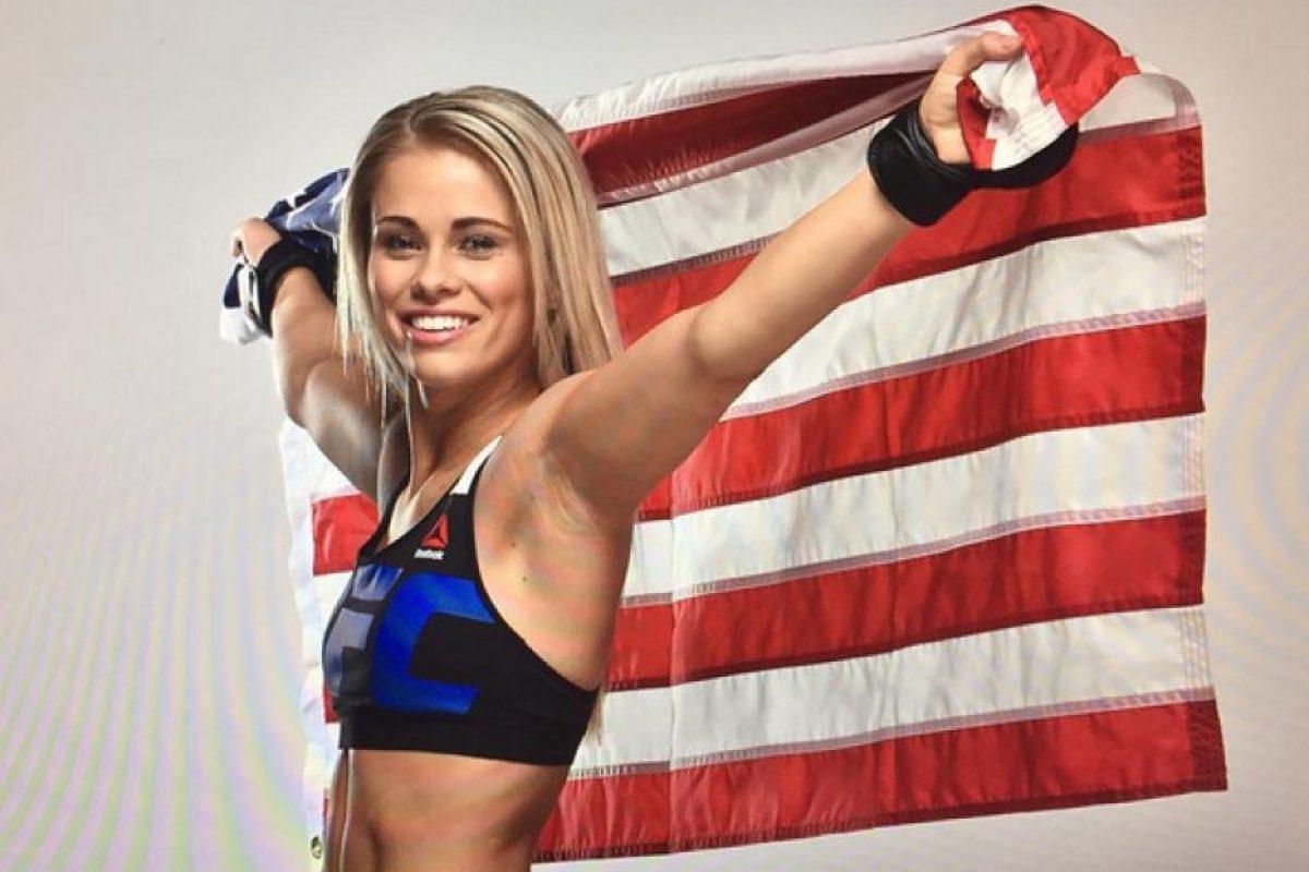 Durante su infancia, Paige sufrió bullying escolar, lo que reveló en una entrevista, fue uno de los motivos para que ella se dedicara a practicar artes marciales. Foto:Vía instagram.com/paigevanzantufc