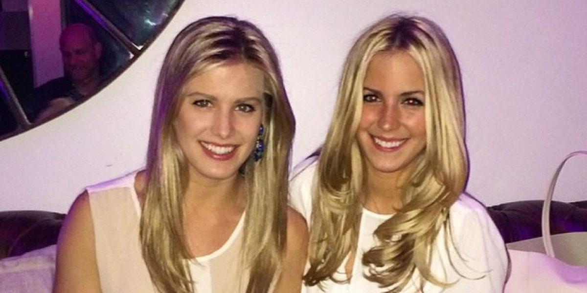 La hermana de la tenista más guapa coquetea con Neymar