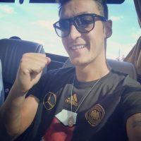 """En 2013, mientras militaba en el Real Madrid, Mesut Özil fue multado por realizar un """"giro prohibido"""" con su coche en las calles de la capital española. Foto:Vía instagram.com/m10_official"""