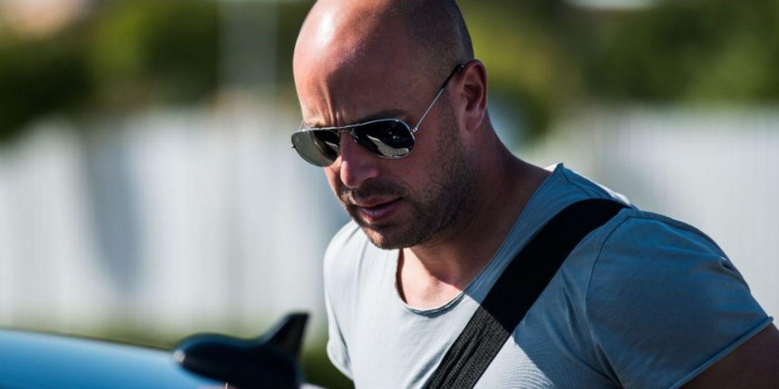 Naturalmente, fue detenido y obligado a pagar una multa de 250 libras (321 euros) por violar el reglamento de tránsito. Foto:Getty Images