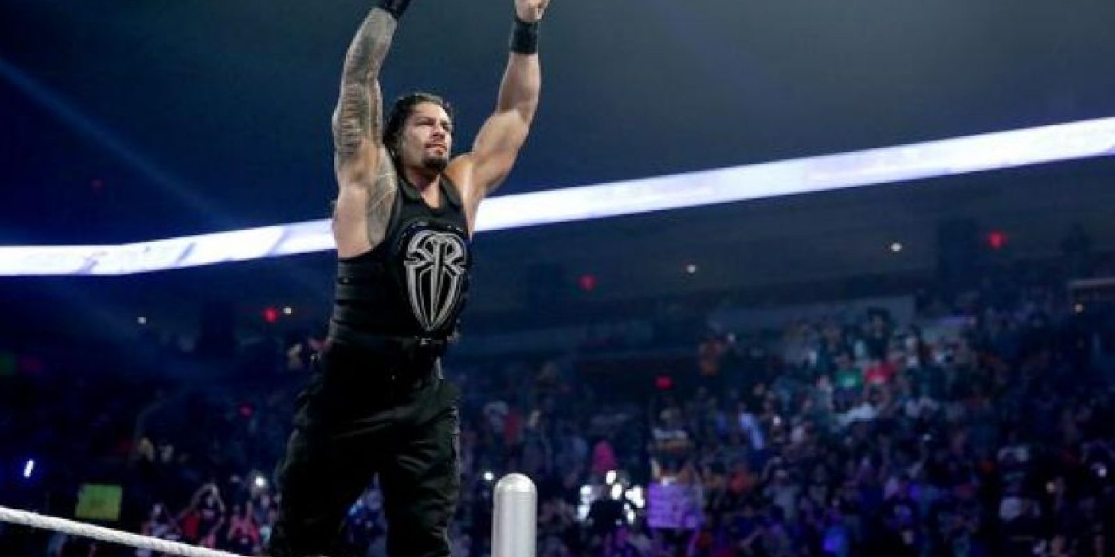 4. Roman Reigns Foto:WWE