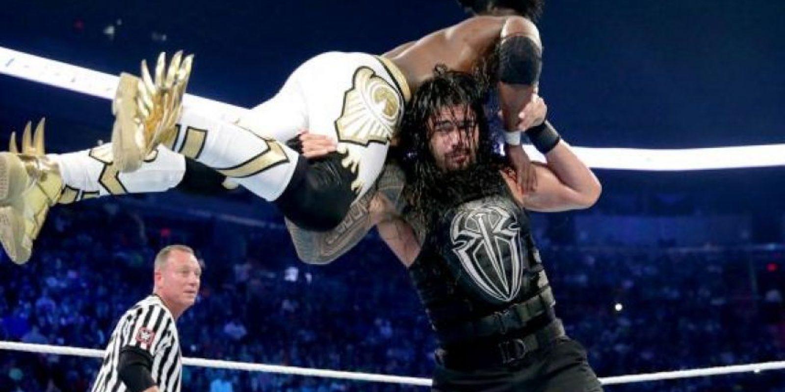"""El exmiembro del """"Escudo"""" se ha convertido en uno de los peleadores referentes de la WWE Foto:WWE"""